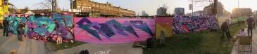 Grafficon Flame Session - 10. 4. 2015 Brno / Klub Na Draáze