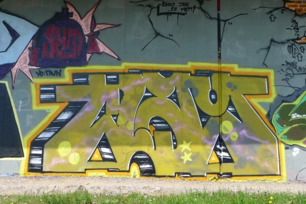 LOOP Grafficon Graffiti Jam Praha 2017
