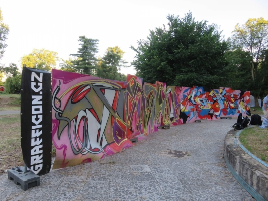 Montana Graffiti Exhibition