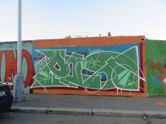 LOOP Graffiti Meeting by Grafficon 2