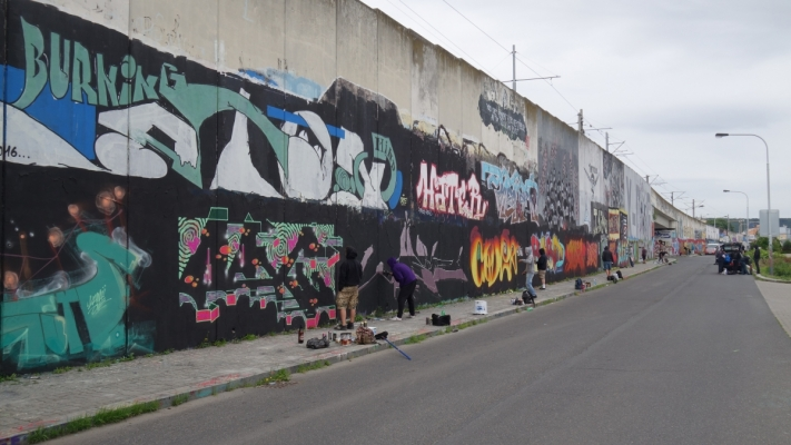 Montana Grafficon Graffiti Jam 2018 - Fotoreport