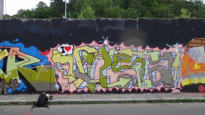 Montana Grafficon Graffiti Jam 2018 - Fotoreport