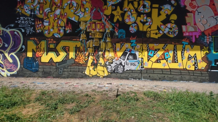 Loop Grafficon Graffiti Jam 2019 - Fotoreport