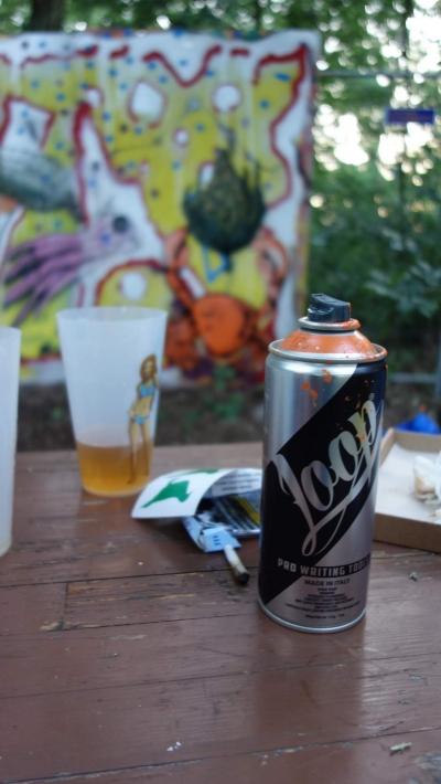 Hypno Open Air 2019 - Graff Exhibition