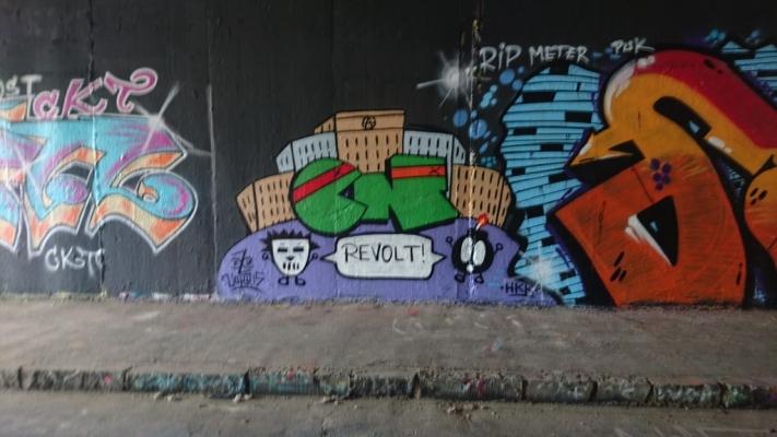 Loop Grafficon Graffiti Jam 2020 - Průběh a Final Fotoreport