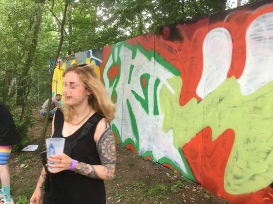Hypno Open Air 2020 - Graffiti Exhibition Fotoreport