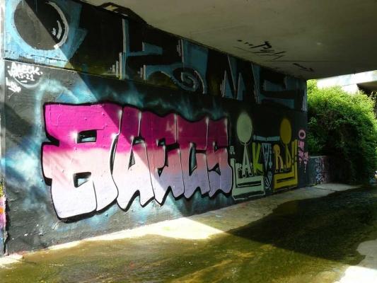 Loop Grafficon Graffiti Jam 2021 - Final Fotoreport
