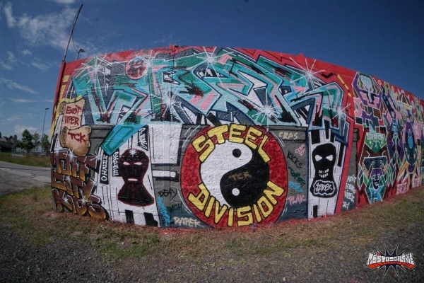 Město=Galerie - Graffiti Jam Lysá nad Labem