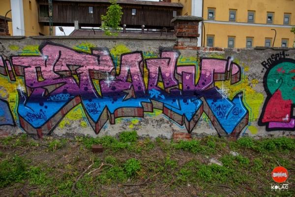 Město=Galerie - Loop Graffiti Jam Nymburk