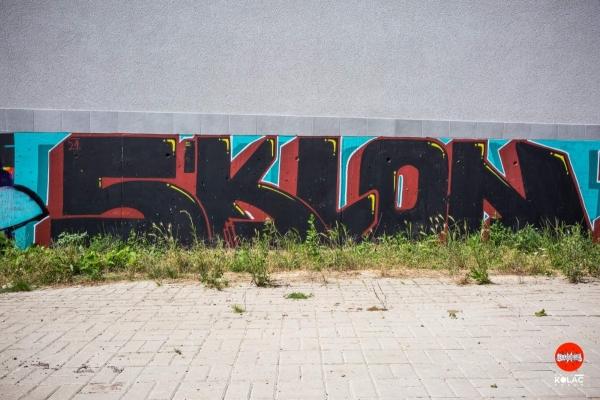 Město=Galerie - Loop Graffiti Jam Poděbrady
