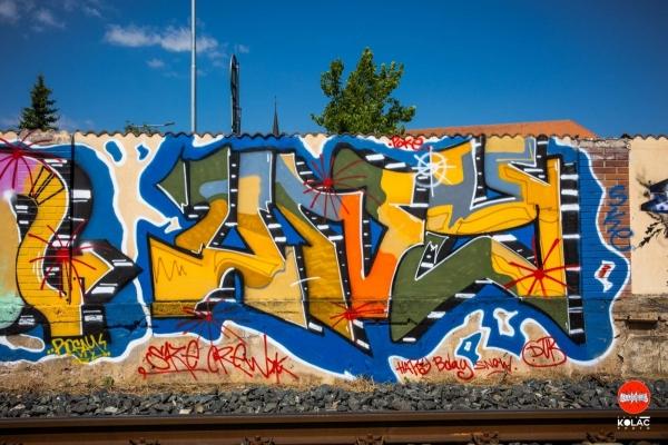 Město=Galerie - Loop Graffiti Jam Kutná Hora