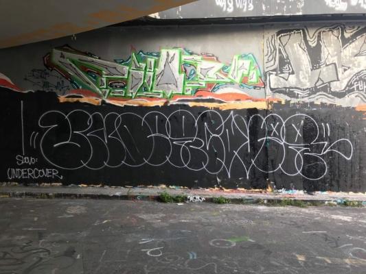 Throwup Battle Vol.3 - Fotoreport