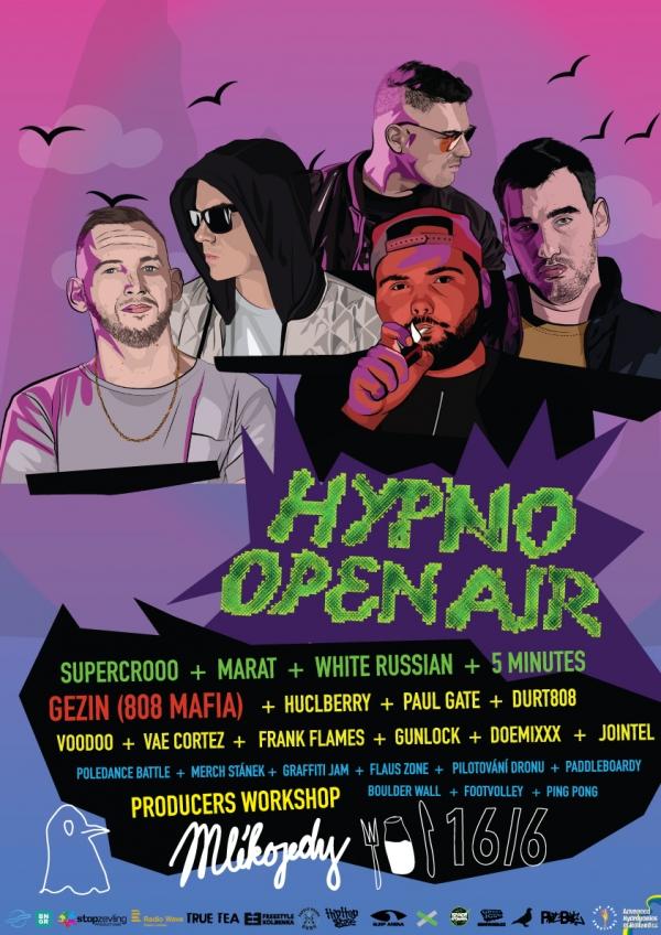 Hypno Open Air 2018