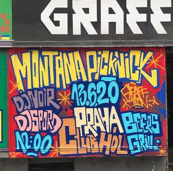 Montana Picknick - Pozvánka!
