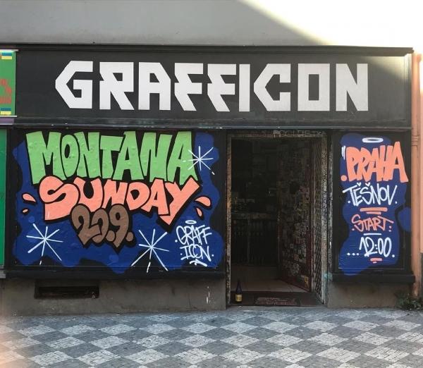 Montana Sunday Jam! Praha Těšnov 20.9.2020 - Fotoreport