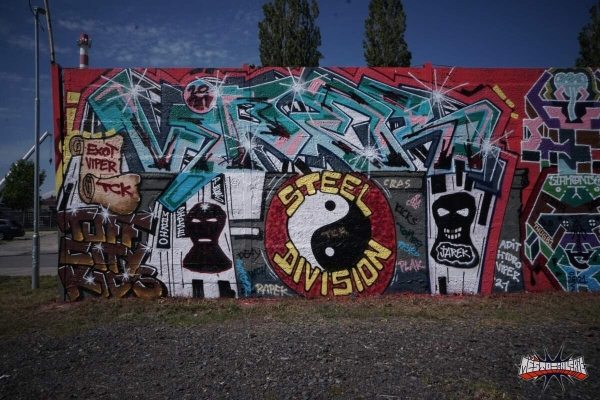 Město=Galerie - Loop Graffiti Jam Lysá nad Labem