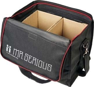 Mr. Serious Shoulder 12 can bag