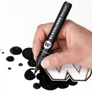 Molotow Blackliner Brush