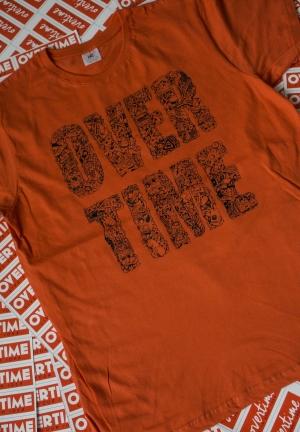 Triko OVERTIME unisex - Design by Yudoe