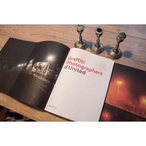 Graffiti Photographers United Book