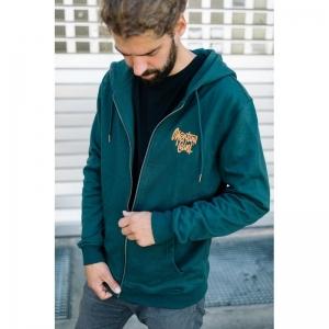 Montana zip hoodie by Shapiro
