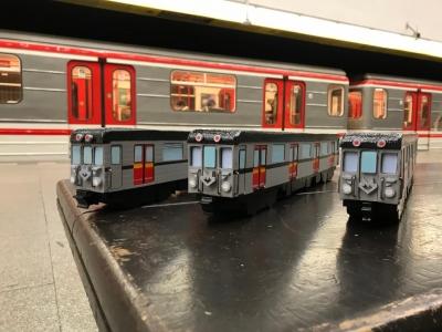 Praha Metro by Spord