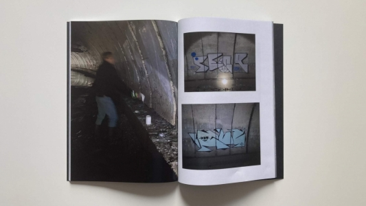 Sewer Boys Zine