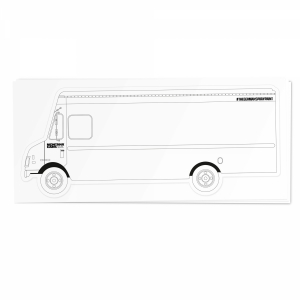 Montana Tag Van - Sticker Pack