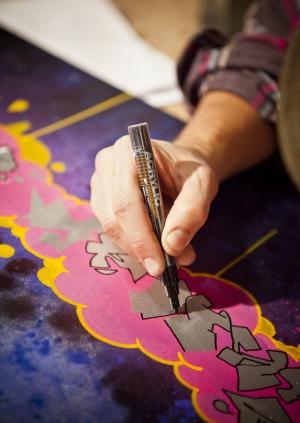 Montana Acrylic Marker Extra Fine 0,7mm