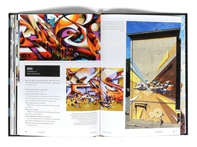 Graffiti Cook Book