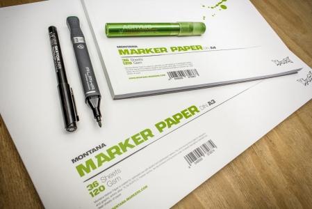 Montana Marker Paper A4