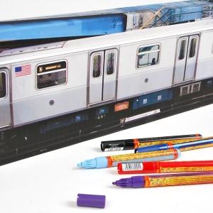 Molotow Canvas New York Subway - malý