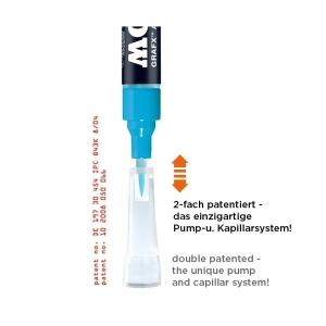 Molotow Aqua pump softliner - Basic set 1 (6ks)