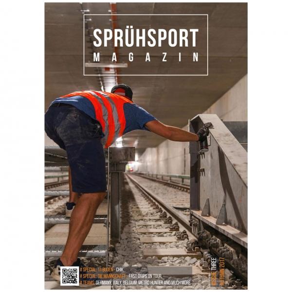 Sprühsport #3 magazine
