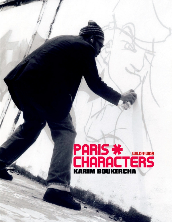 Paris Characters Book