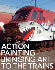 Action Painting - Bringing Art To The Trains