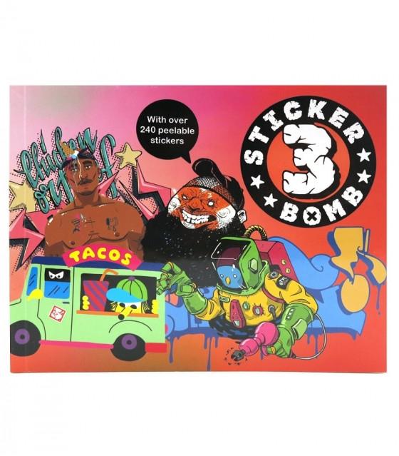 Sticker Bomb 3