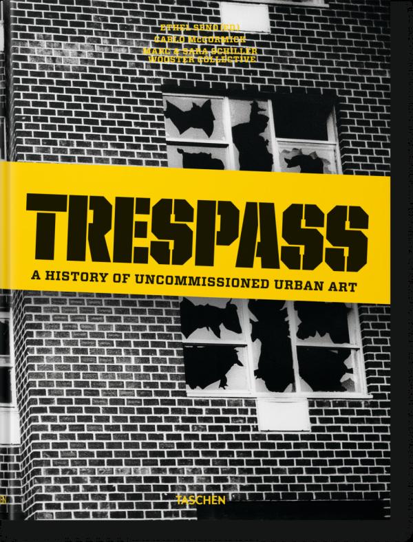 Tresspass book