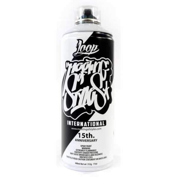 Loop 400ml - Meeting of Styles Limited Edition