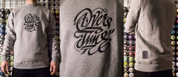 Overtime Mikina design by Canser