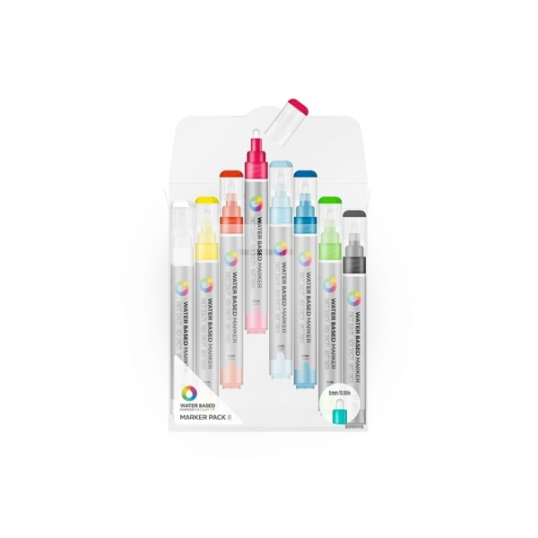 MTN Water Based marker - set 5mm