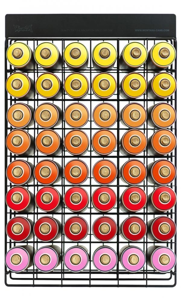 Montana-Cans - Studio Rack 48er