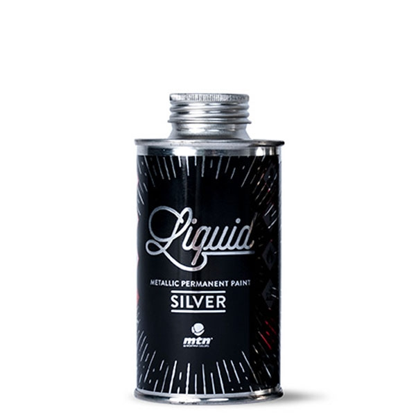 MTN Liquid Metallic Silver 200ml