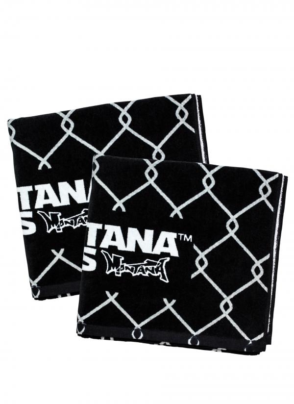 Montana Beach Towel typo+logo - ručník