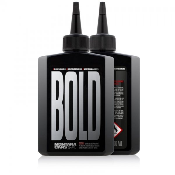 Montana BOLD 200ml Ultra Ink
