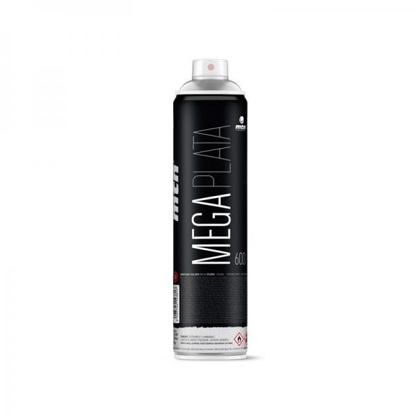 MTN Mega Plata Silver 600ml