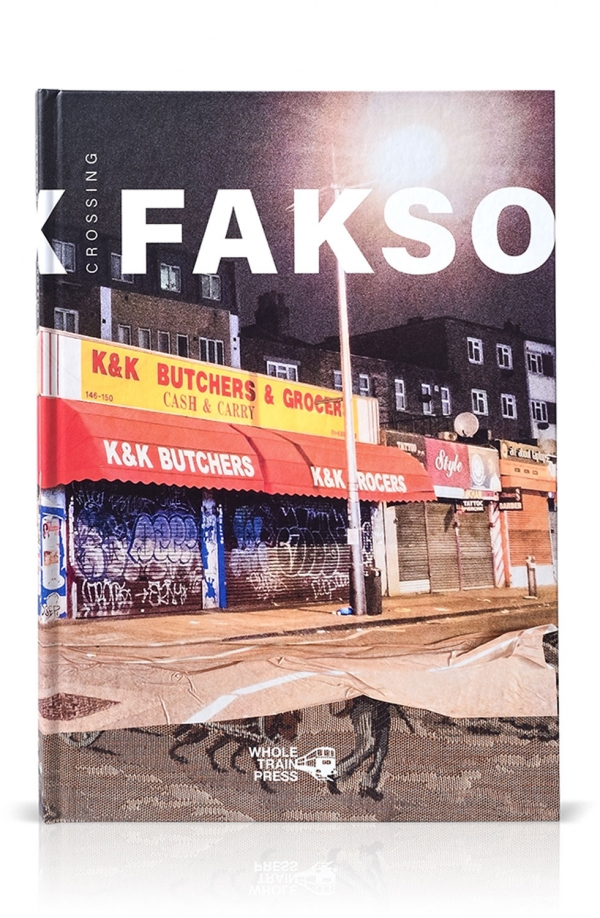 Alex Fakso - Crossing Book