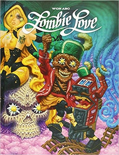 Zombielove - Won ABC Book