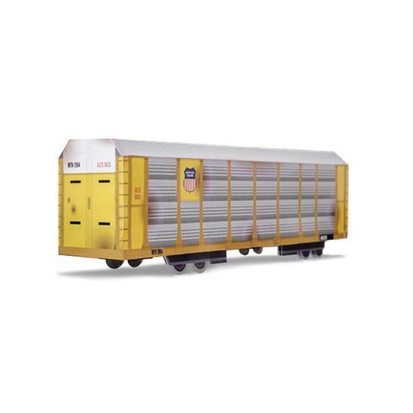 MTN Systems - US Fr8 Train