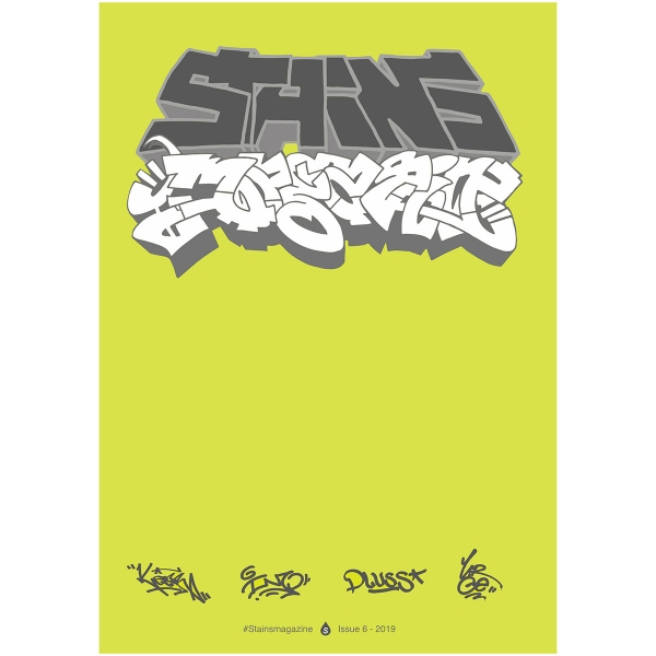 Stains magazine 6